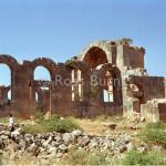 الكنيسة الغربية في دير الصليب