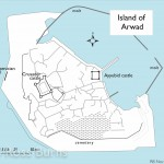 plan of the Island of Arwad