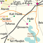 Ebla location