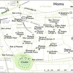 Homs map (2015)