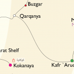 Kokanaya location
