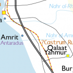 Qalaat Yahmur location