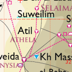 location of Slim (Suweilim)