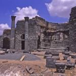 Bosra بصرى (ancient Bostra)