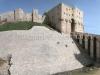 Aleppo Citadel, west