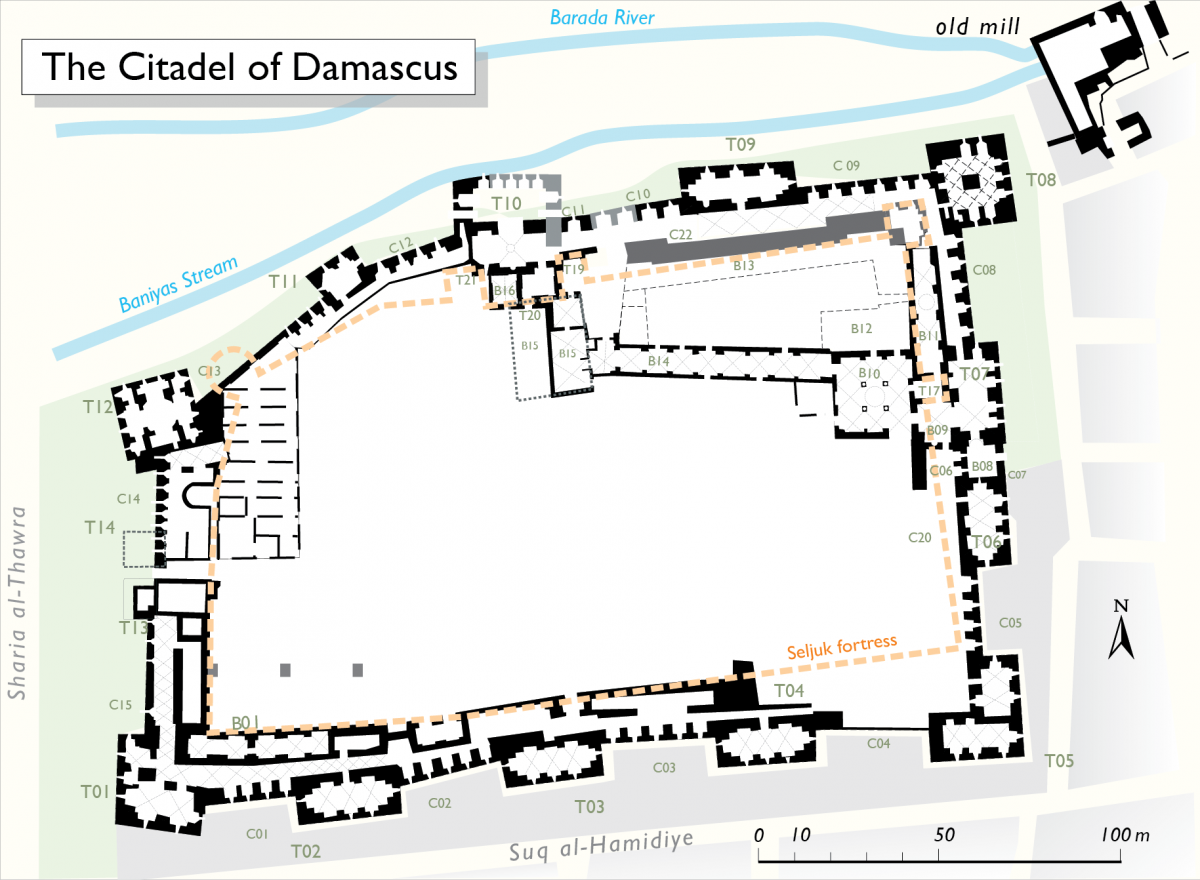 citadel-of-damascus-plan-jan-2014