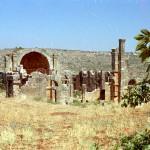 الباب الغربي في الكنيسة الغربية