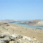 Jebel Khalid, looking upstream along the Euphrates River Hellenistic