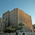 Damascus دمشق — itinerary 03 Citadel and North Walls