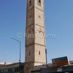 minaret of the Great Mosque at Maarat al-Numan