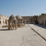 courtyard of the Great Mosque at Maarat al-Numan
