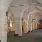 prayer hall of the Great Mosque at Maarat al-Numan